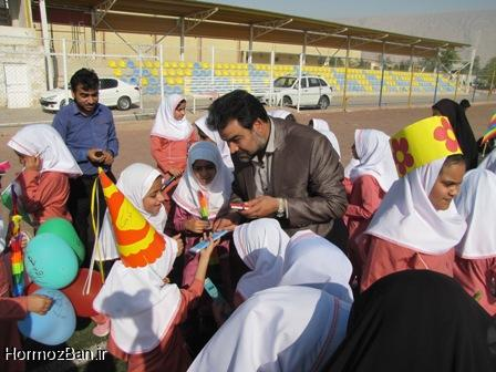 برگزاری مراسم هفته کودک در بستک