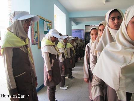 گزارش تصویری/ انتخابات شورای دانش آموزی در بستک